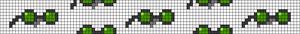 Alpha pattern #72495