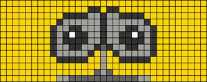Alpha pattern #72497