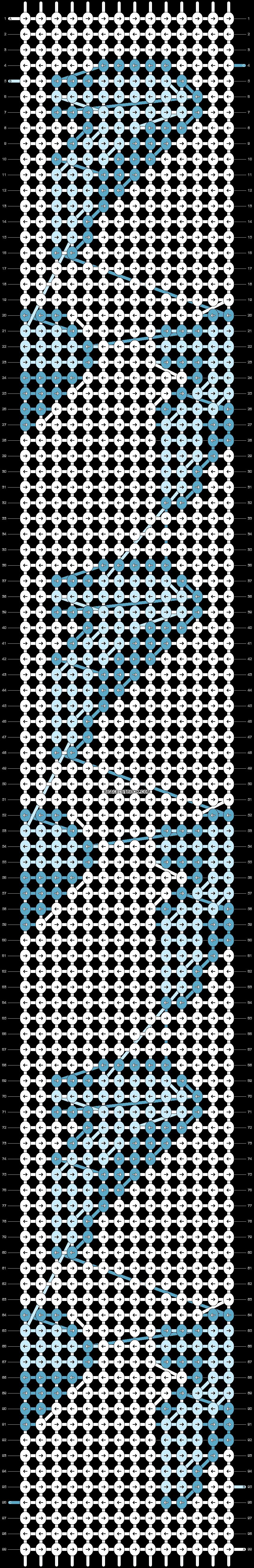 Alpha pattern #72527 pattern