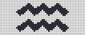 Alpha pattern #72528