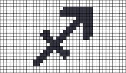 Alpha pattern #72531