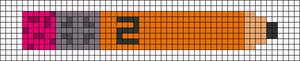 Alpha pattern #72537
