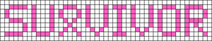 Alpha pattern #72556