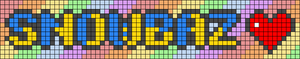 Alpha pattern #72558