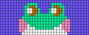 Alpha pattern #72601