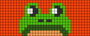 Alpha pattern #72602