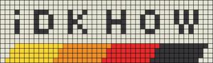 Alpha pattern #72619