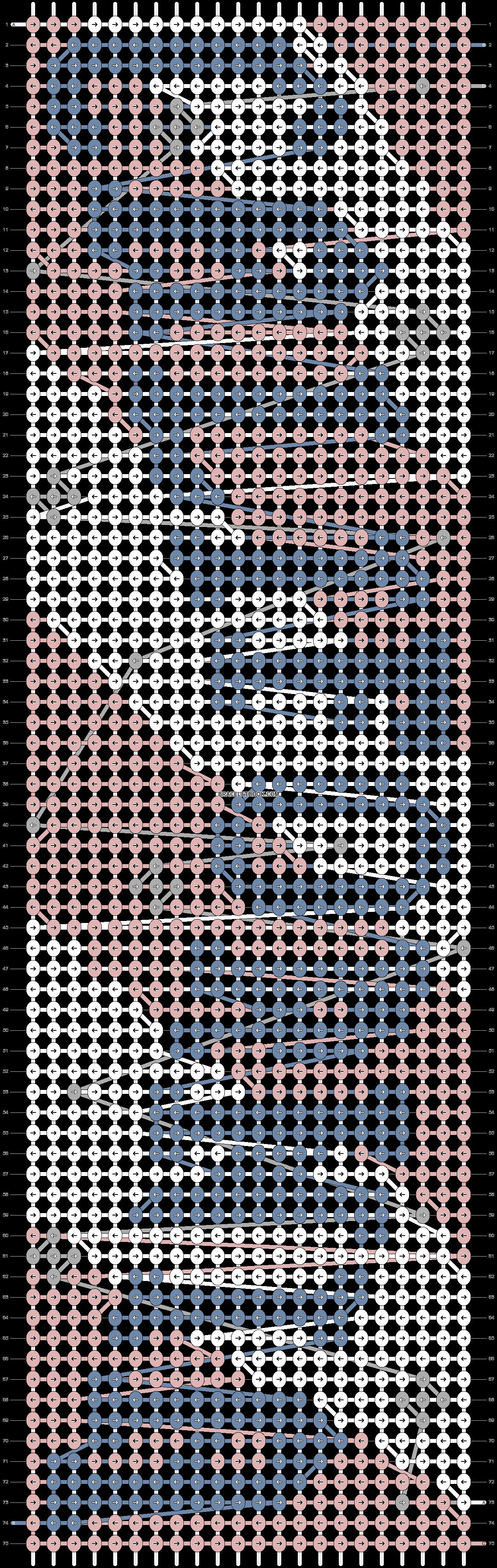 Alpha pattern #72658 pattern