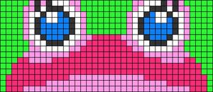 Alpha pattern #72668