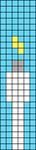 Alpha pattern #72687