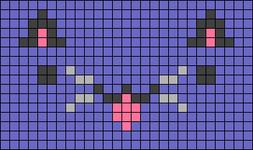 Alpha pattern #72742