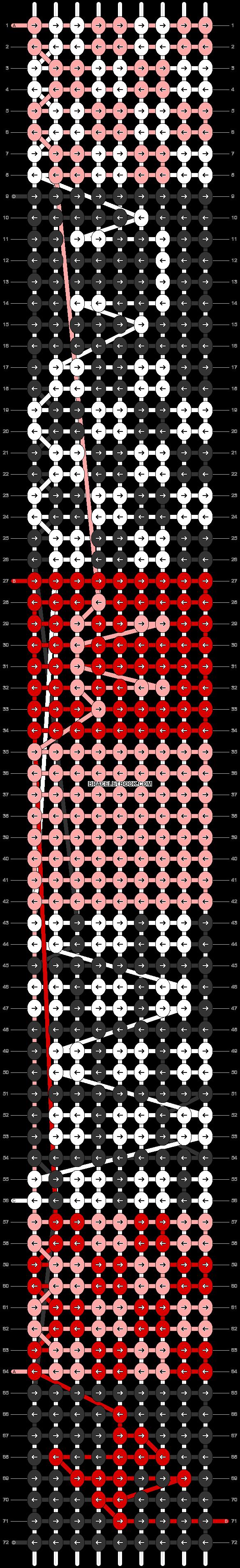 Alpha pattern #72743 pattern
