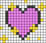 Alpha pattern #72789