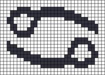 Alpha pattern #72806