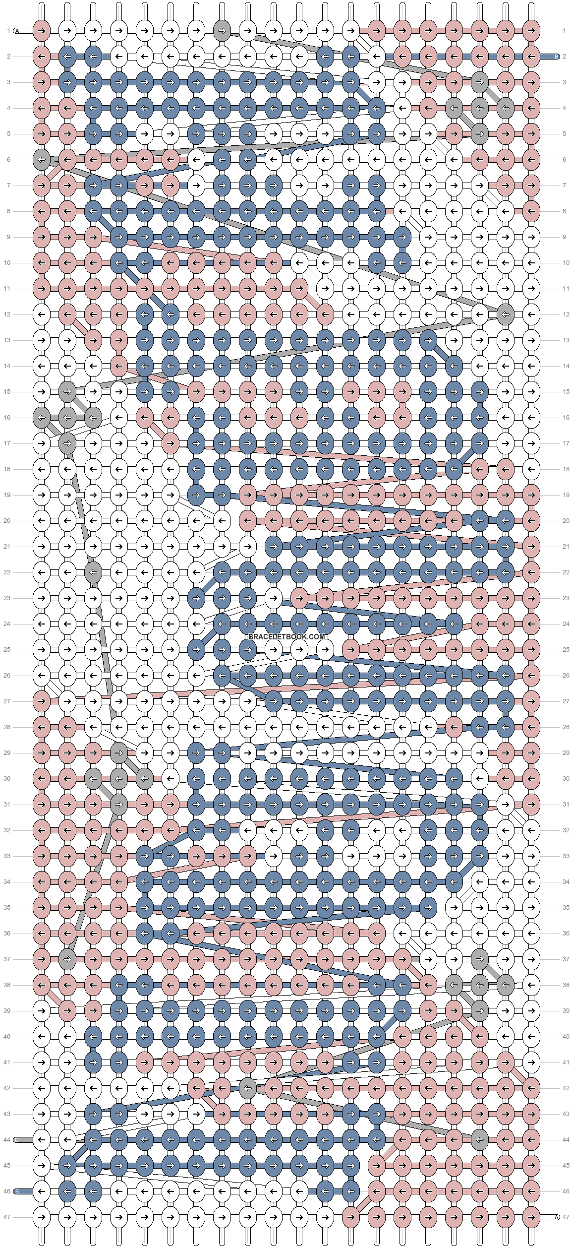 Alpha pattern #72822 pattern