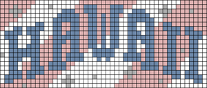 Alpha pattern #72822