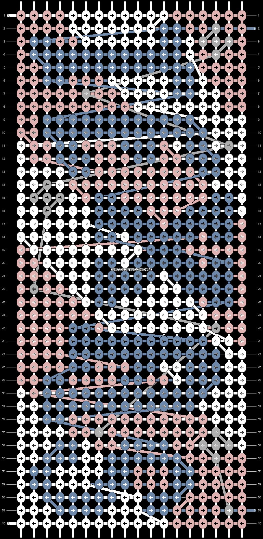 Alpha pattern #72823 pattern