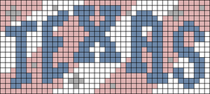Alpha pattern #72823