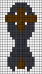 Alpha pattern #72831