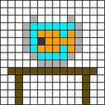 Alpha pattern #72834