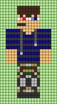 Alpha pattern #72838