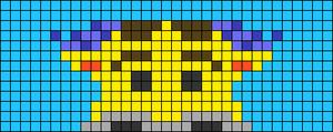 Alpha pattern #72845