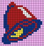 Alpha pattern #72847
