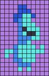Alpha pattern #72858