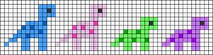 Alpha pattern #72862