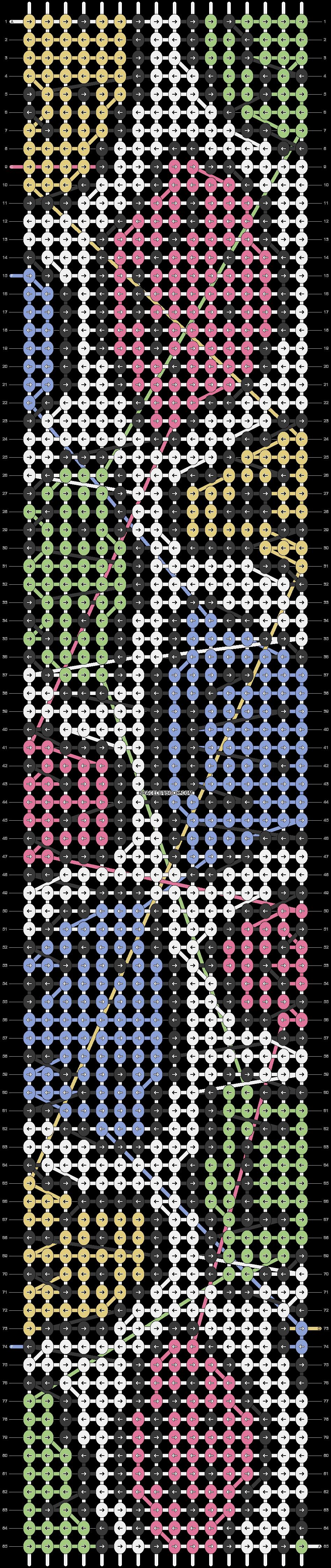 Alpha pattern #72897 pattern