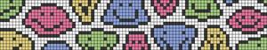 Alpha pattern #72897