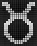 Alpha pattern #72899