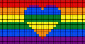 Alpha pattern #72909