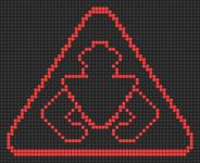 Alpha pattern #72910