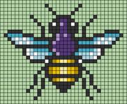 Alpha pattern #72914