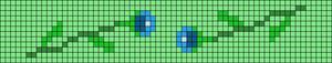 Alpha pattern #72933