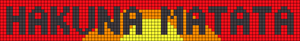 Alpha pattern #72949