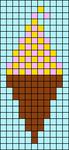 Alpha pattern #72965