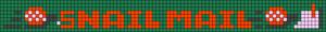 Alpha pattern #72972