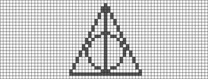 Alpha pattern #72974