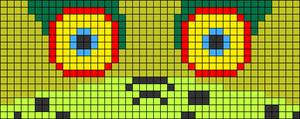 Alpha pattern #72978