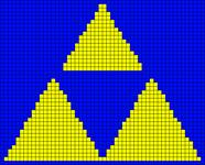 Alpha pattern #72984