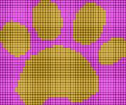Alpha pattern #73004