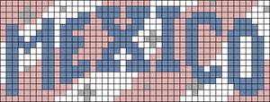 Alpha pattern #73031