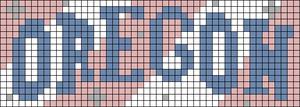 Alpha pattern #73034