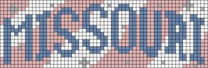 Alpha pattern #73035