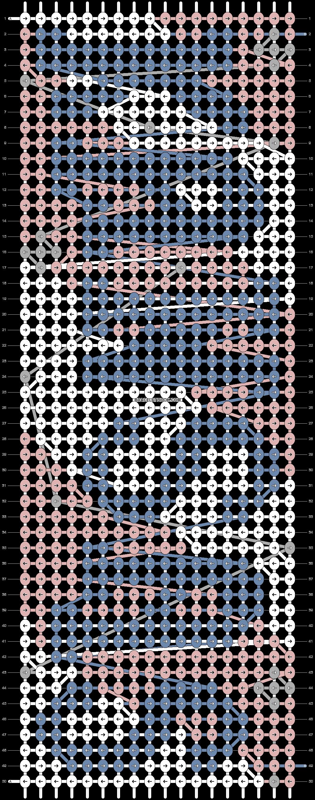 Alpha pattern #73036 pattern