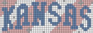 Alpha pattern #73036