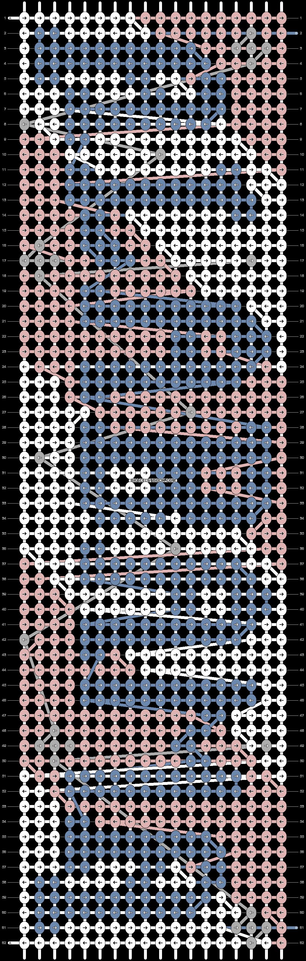 Alpha pattern #73038 pattern
