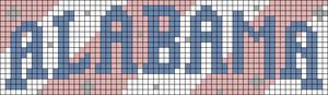 Alpha pattern #73038